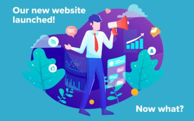 I've launched my website… Now what?